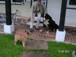 Bibby-Brita ja Murka esimene kohtumine
